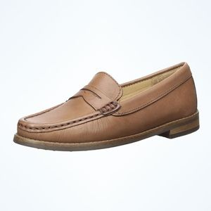 Driver Club USA Leather Moccasin Penny Loafer